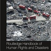 """Routledge Handbook on Human Rights and Disasters"" released!"